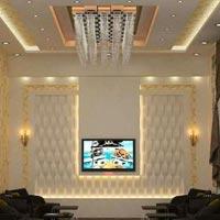 Glass Interior Designing