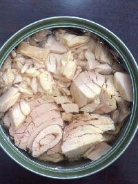 Canned Tuna Fish