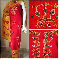 Hand Embroidered Salwar Kameez