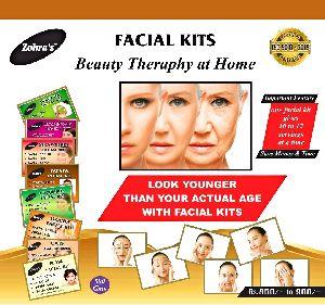 Zohras Facial Kit