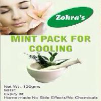 Zohras Mint Face Pack