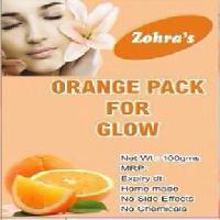 Zohras Orange Face Pack