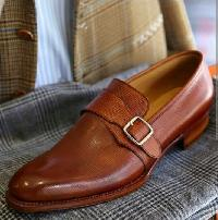 monk strap loafer