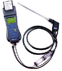 Online Stack Gas Analyzer