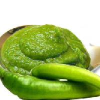 Green Chili Paste