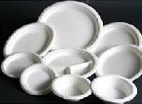 Thermocol Dish