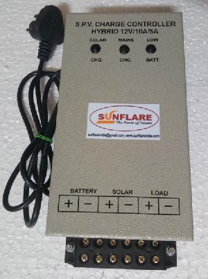 Solar Hybrid Charge Controller