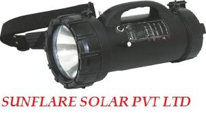 Solar Army Search Lights