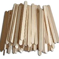 ice cream wooden sticks