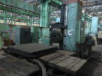 Cnc Horizontal Boring Machine - 100mm Spindle Dia