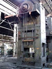 Extrusion Forging Press 750Tons Cap.