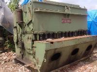 Pearson 20mm Hydraulic Shearing Machine