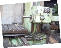Romanian AFD100 Horizontal Boring Machines