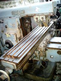 Used Horizontal Milling Machine (Hitachi No. 4)