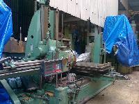 WMW Union 80mm Horizontal Boring Machine