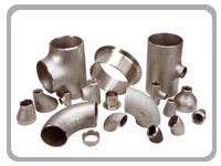 Nickel & Copper Alloy Buttweld Pipe Fittings