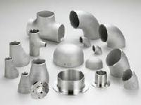 Stainless & Duplex Steel Buttweld Pipe Fittings