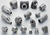Stainless & Duplex Steel Forged Pipe Fittings