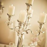 floor standing wedding candelabra