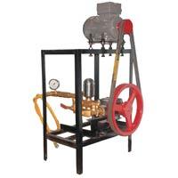 Hydraulic Test Pumps - Custom Design