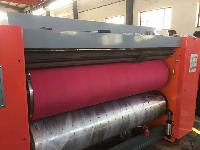 Combined Die Cutter With Chain Feeder