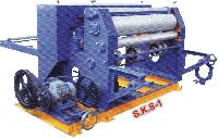 Reel To Sheet Cutting Machine P.i.v Chain (s.k.s - 1)