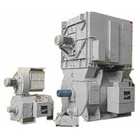 Industrial DC Motor