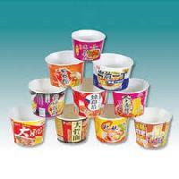 Paper Noodle Cups