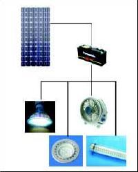 Solar Home-lighting System