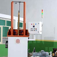 Pull Type Vertical Broaching Machine