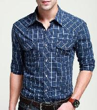Mens Full Sleeves Shirt