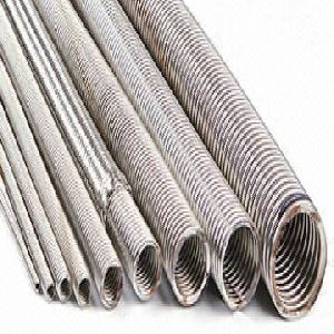 Stainless Steel Corrugated Pipes