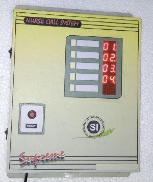 Wireless Nurse Call Bell System 5 Bed Digital Display Panel
