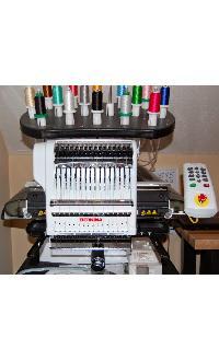 Bernina E16 16 Needle Embroidery Machine