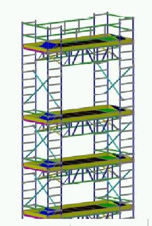 Bridge Way Mobile Scaffold Tower