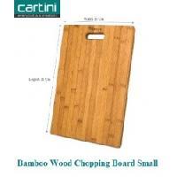7253 Cartini Bamboo Wood Chopping Board Small