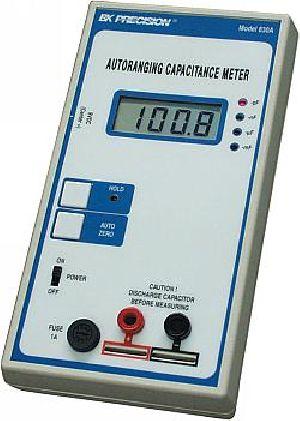 Digit Lcd Capacitance Meter