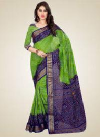 Fancy Bandhani Sarees