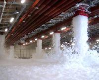 Foam Water Sprinkler System