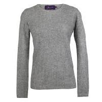 Ladies Round Neck Sweater