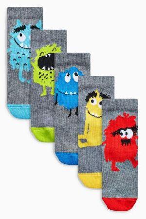 Kids Cartoon Character Socks