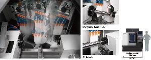 The Next-generation Intelligent Cnc Lathe Machine