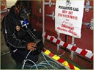 Ispm-15 Standard Container Fumigation Services