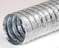 Insulated Aluminium Flexible Pipes