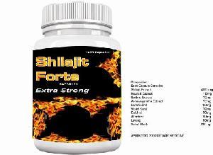 Shilajit Forte Capsules