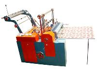 Bottom Sealing Cutting Machine Without Conveyor