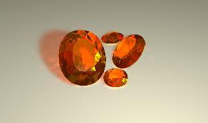 Hessonite Gemstones