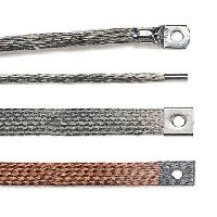 Copper Wire Braided Flexible Connectors