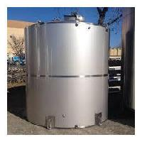 Insulated Steel Water Tank
