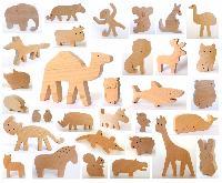 Wooden Animals